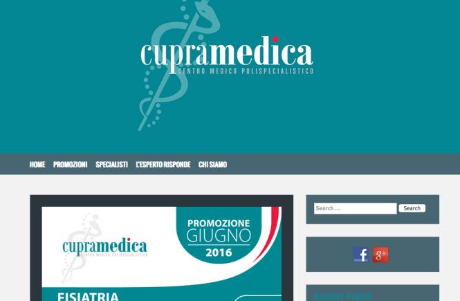 Il Blog di Cupramedica