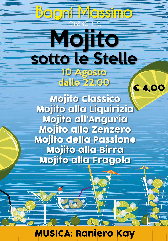 Mojito sotto le Stelle - Bagni Massimo