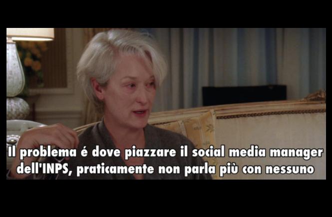 INPS - Social Media Manager