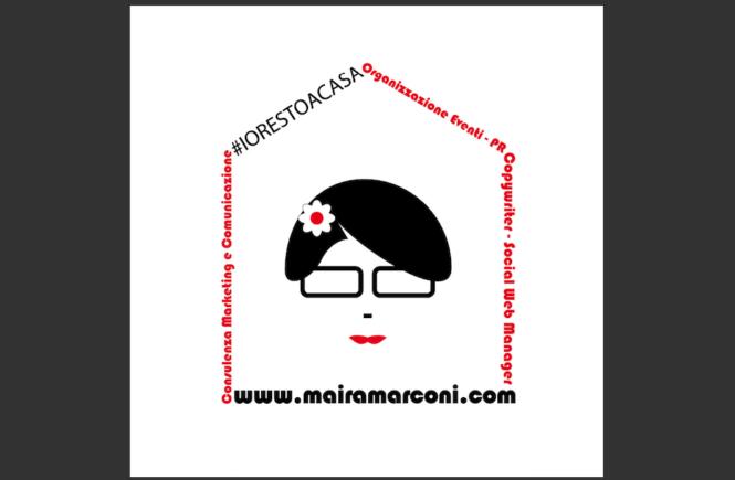 #iorestoacasa - maira marconi