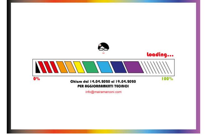 chiusura dal 14 al 19 aprile 2020
