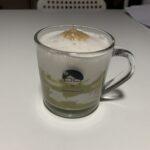 Cappuccino Pistacchio e Mandorla